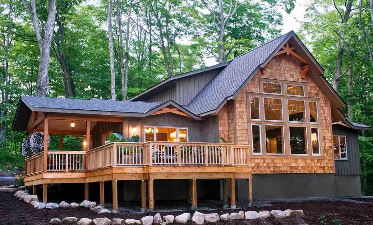 Design Materials Build Linwood Homes
