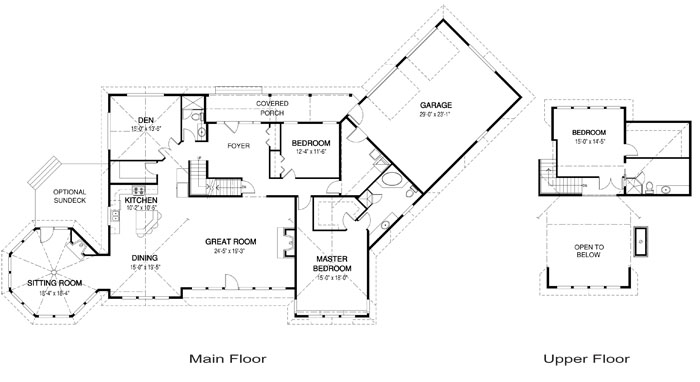 House Plans Clearview Linwood Custom Homes